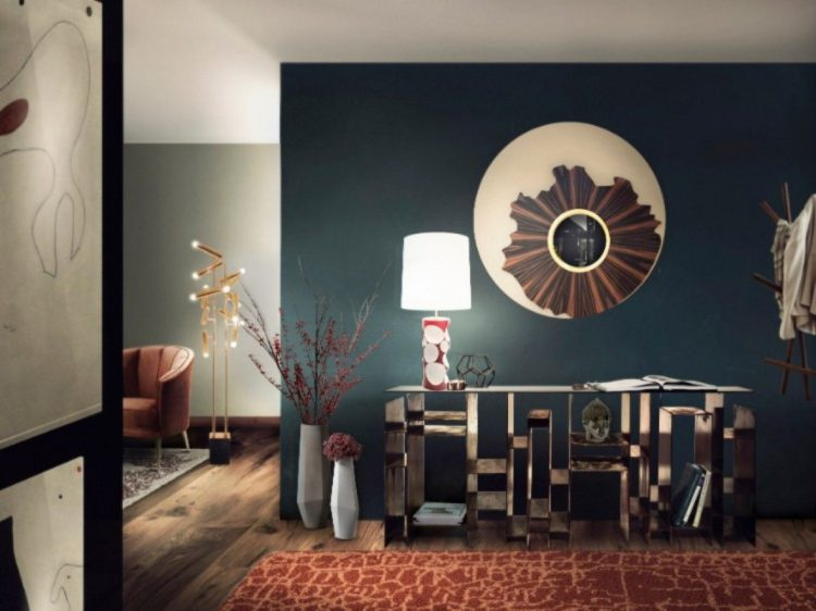 10 Wall Mirrors that Promise to Spruce Up Any Home Interiors wall mirrors Top 10: Wall Mirrors That You Will Covet 10 Wall Mirrors that Promise to Spruce Up Any Home Interiors17 1 e1535386923915