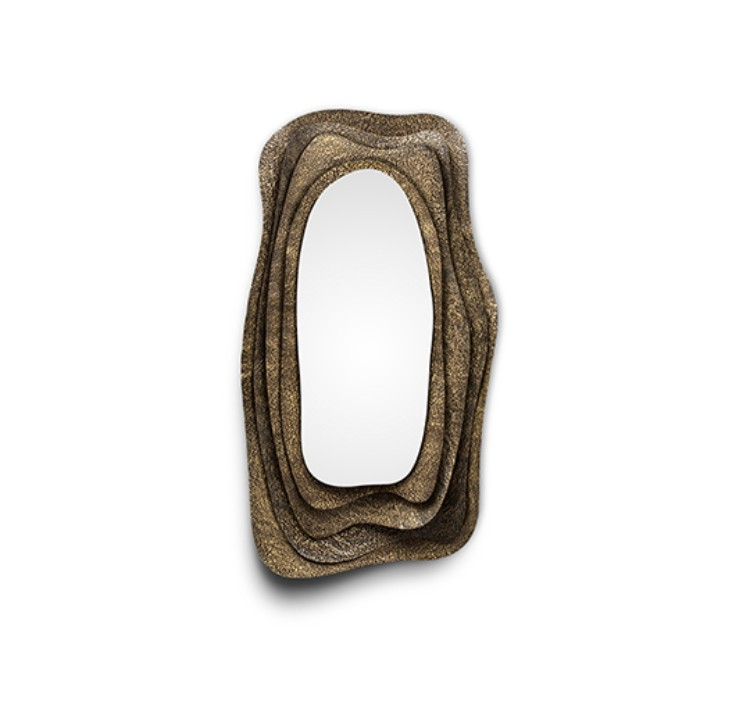 10 Wall Mirrors that Promise to Spruce Up Any Home Interiors wall mirrors Top 10: Wall Mirrors That You Will Covet 10 Wall Mirrors that Promise to Spruce Up Any Home Interiors4
