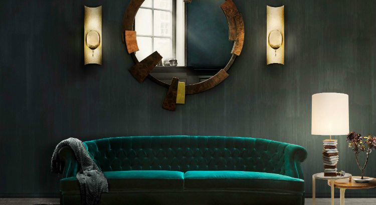 wall mirrors 10 Wall Mirrors That Promise to Spruce Up Any Home Interiors cc 750x410
