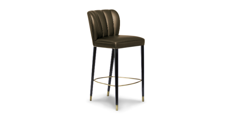 DALYAN Counter Stool - Interior Design Trends interior design trends Interior Design Trends: Top 10 Bar Chairs You Can't Miss dalyan counter stool 2 HR interior design trends