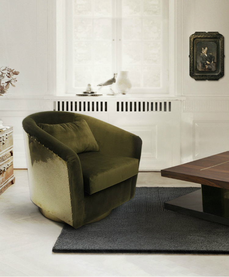 EARTH Armchair by BRABBU - Interior Design Trends interior design trends Fall Winter Interior design trends you can't miss earth armchair 1 HR interior design trends