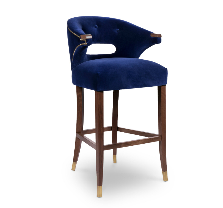 NANOOK Bar Chair - Interior Design Trends interior design trends Interior Design Trends: Top 10 Bar Chairs You Can't Miss nanook bar chair 2 HR interior design trends