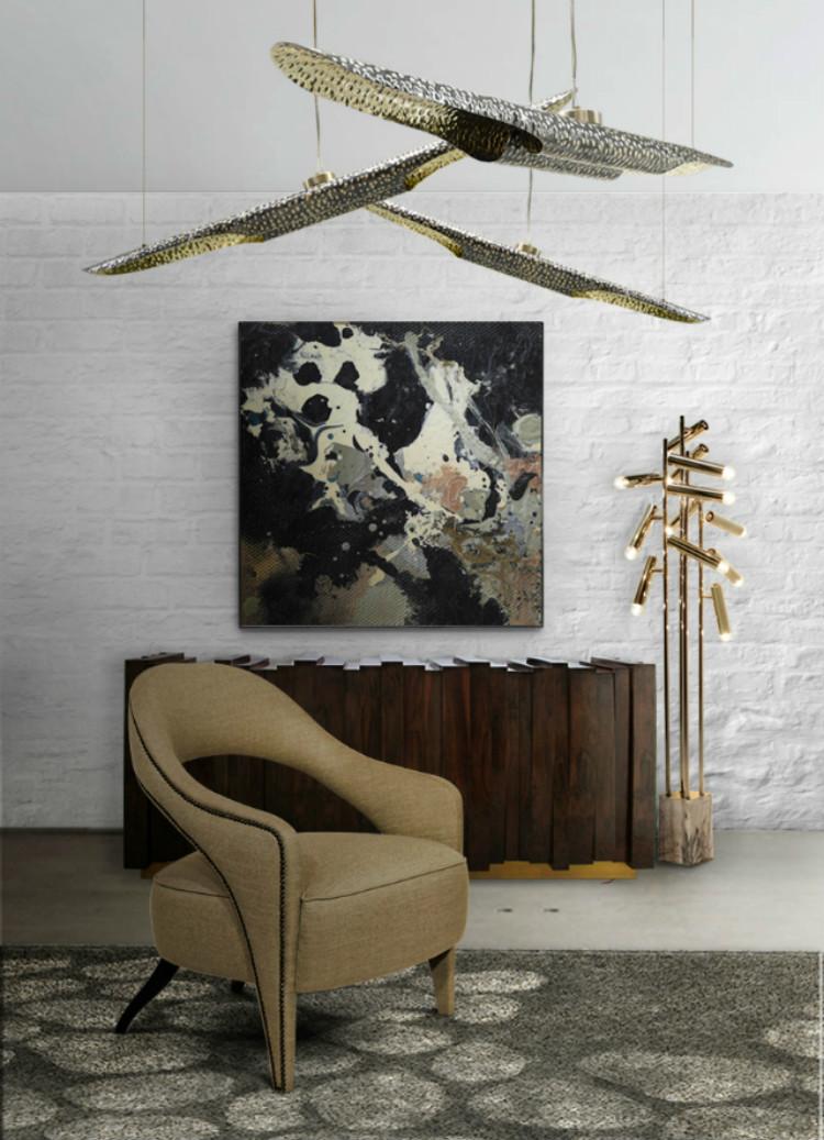 TELLUS BOLD Armchair by BRABBU - Interior Design Trends