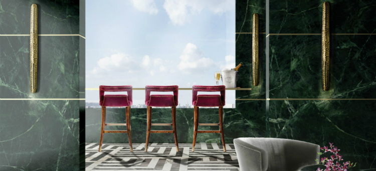 NAJ Bar Chair - Interior Design Trends interior design trends Interior Design Trends: Top 10 Bar Chairs You Can't Miss Naj Bar Chair