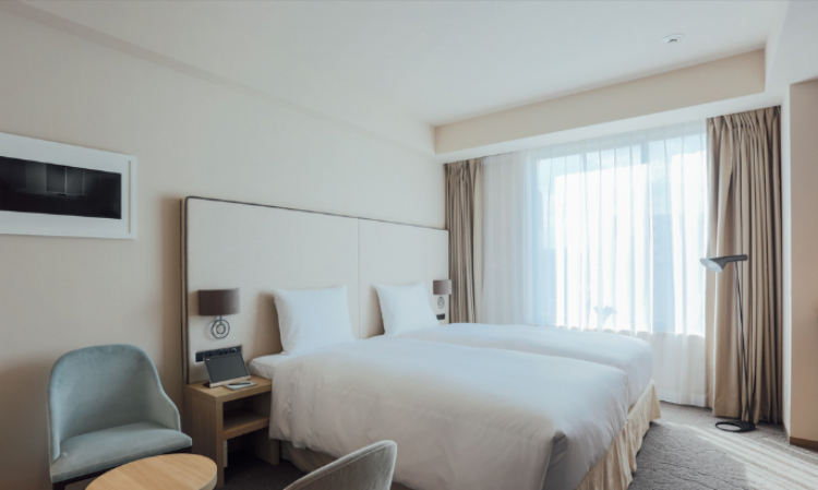 nohga hotel Discover the Nohga Hotel in Tokyo, a must-see boutique Nogha Hotel Tokyo 1