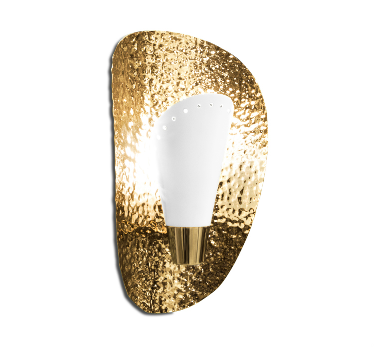 lighting How a lighting product can make up any room aruna wall light 4 HR