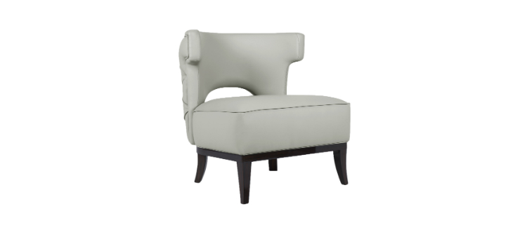 modern chairs 20 Best Modern Chairs to Watch in 2019 kansas armchair 2 HR