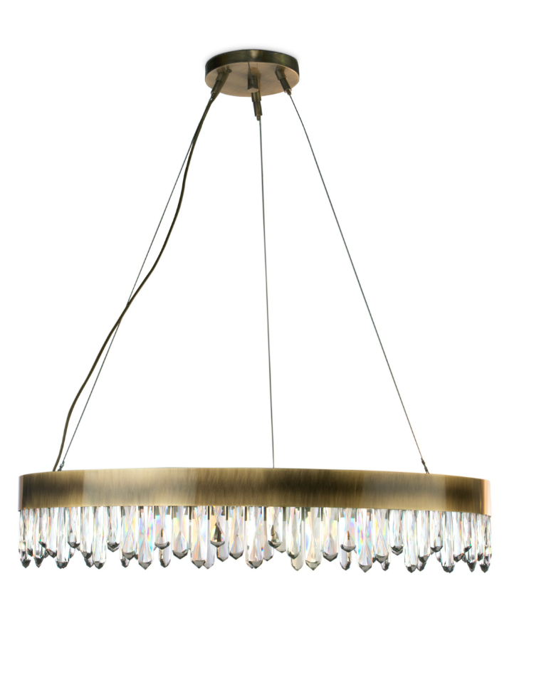 lighting How a lighting product can make up any room naicca suspension light 1 HR