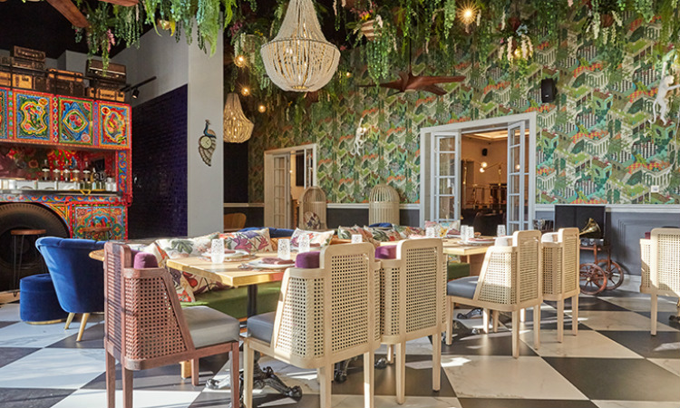 ahead awards AHEAD Awards: The incredible winning spaces and designers 2018 Little Miss India base