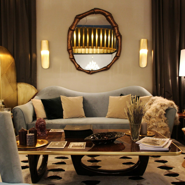 modern center tables Top 10 Most Dazzling modern center tables for your Living Room 3