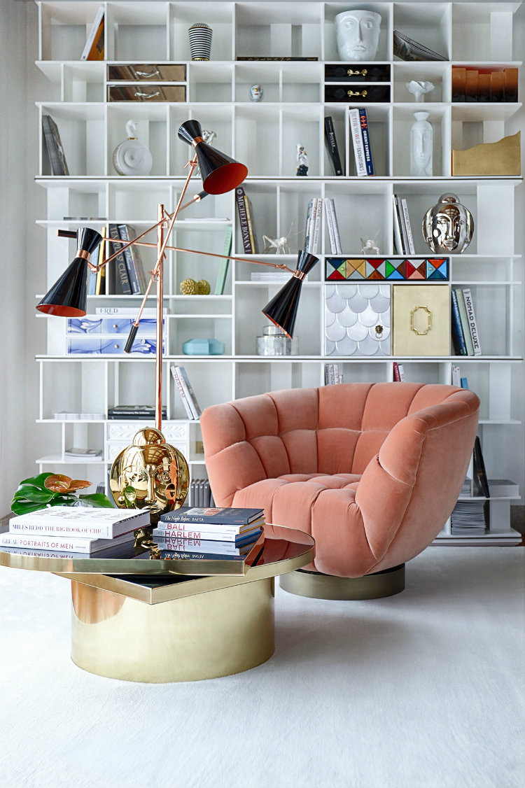 modern armchairs Welcome 2019 with the Most Comfortable Modern Armchairs for your Decor 4Z2A1801