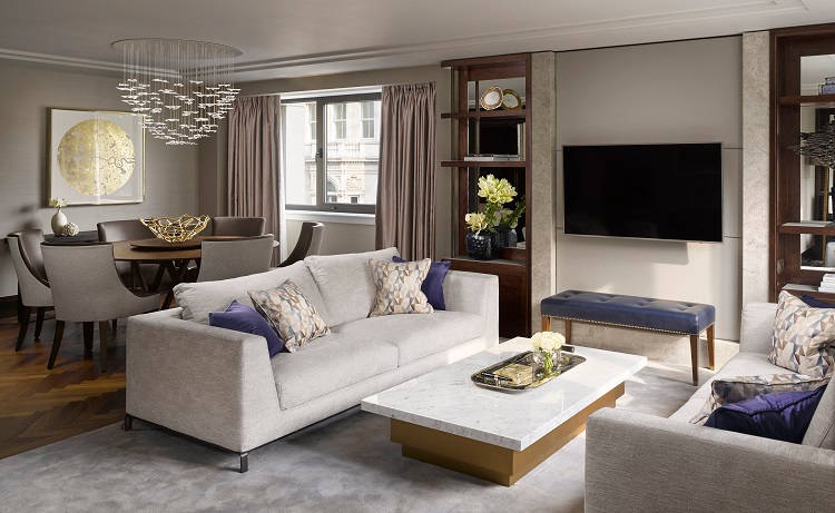 Brit List Top 25 Designers – The Brit List 2018 Capital Suite InterContinental London Park Lane by RPW Design