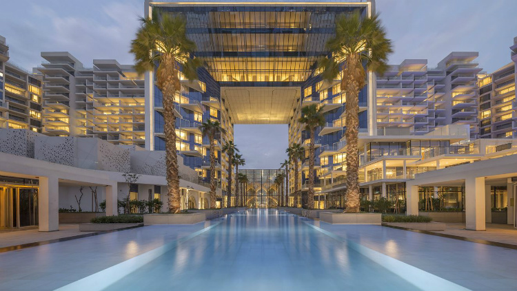 ahead awards AHEAD Awards: The incredible winning spaces and designers FIVE Palm Jumeirah Hotel 3