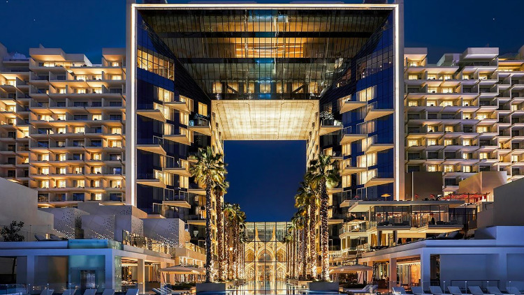 ahead awards AHEAD Awards: The incredible winning spaces and designers FIVE Palm Jumeirah Hotel