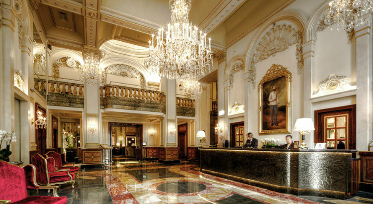 Brit List Top 25 Designers – The Brit List 2018 Imperial Hotel Vienna Design by Alex Kravetz Design 1