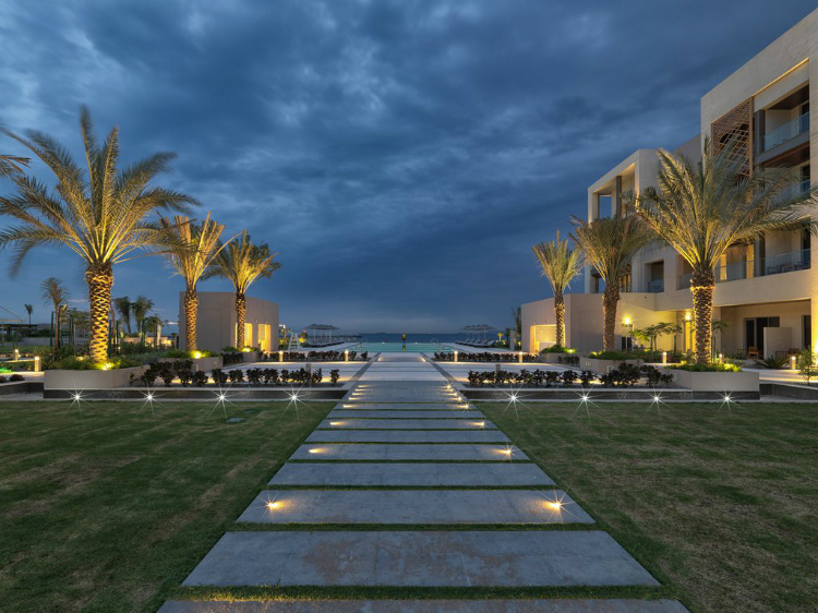 ahead awards AHEAD Awards: The incredible winning spaces and designers KEMPINSKI HOTEL MUSCAT OMAN