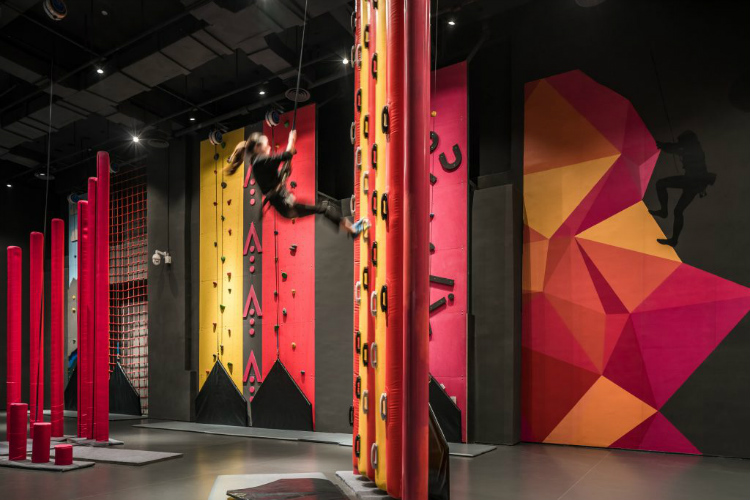 sbid SBID 2018: International Design Excellence Awards Latitude Sports Park