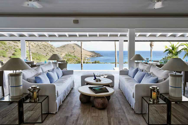 Brit List Brit List Top 25 Designers – The Brit List 2018 Lobby Le Toiny St Barths 868x579