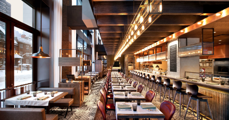 Brit List Brit List Top 25 Designers – The Brit List 2018 NICO OSTERIA AT THOMPSON CHICAGO