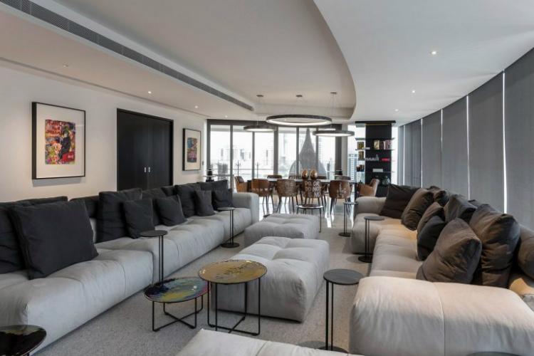 SBID sbid SBID 2018: International Design Excellence Awards Residential Apartment Under   1M 2