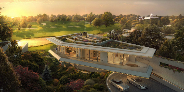 Brit List Brit List Top 25 Designers – The Brit List 2018 Stoke Park Villas
