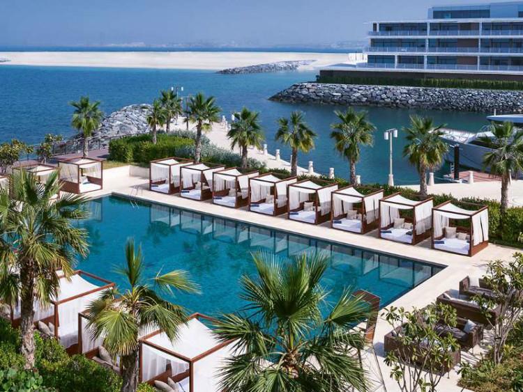 AHEAD Awards, ahead awards AHEAD Awards: The incredible winning spaces and designers The Bvlgari Resort Dubai 1