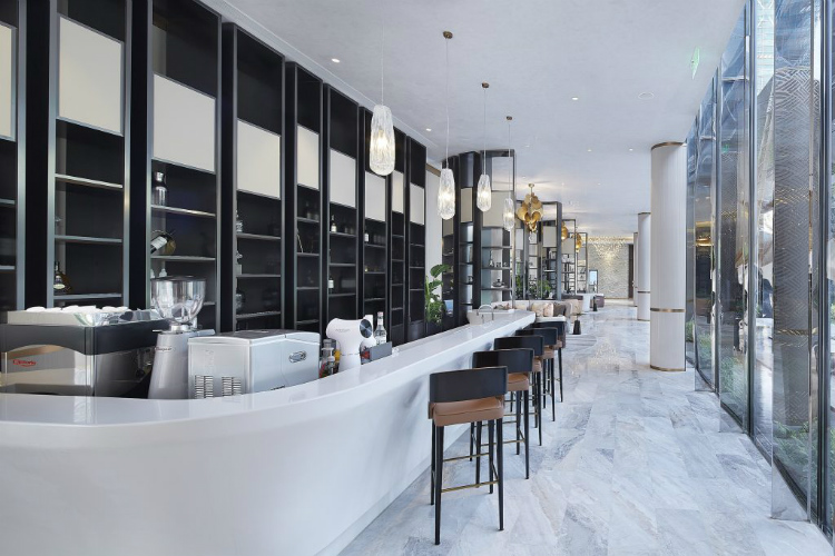 sbid SBID 2018: International Design Excellence Awards The Trevista Sales Gallery 3
