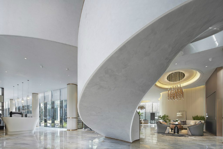 sbid SBID 2018: International Design Excellence Awards The Trevista Sales Gallery