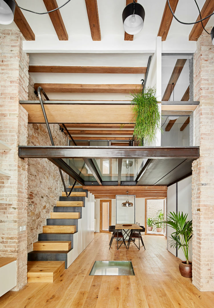 Dezeen Awards dezeen awards Interiors shortlist: Dezeen Awards 2018 Triplex at Sant Antoni