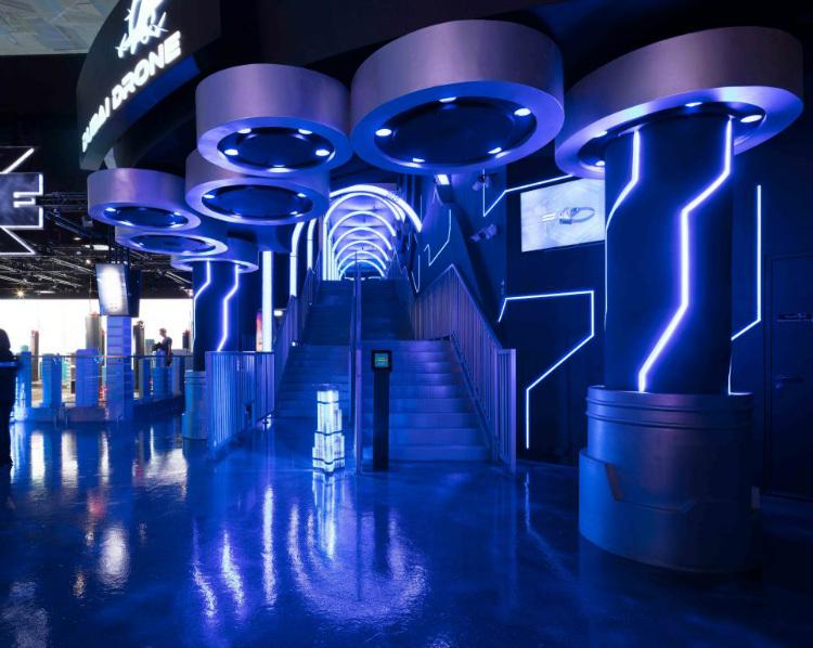 SBID sbid SBID 2018: International Design Excellence Awards VR Park Dubai Mall 2
