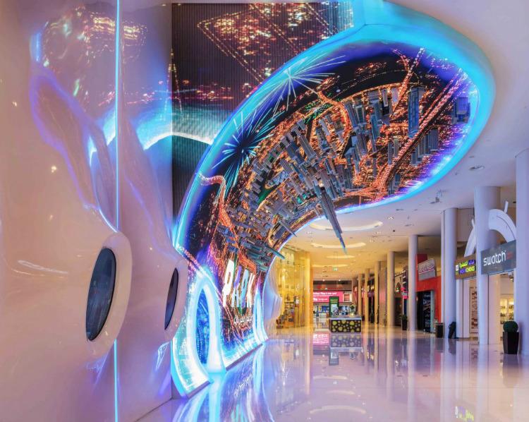 sbid SBID 2018: International Design Excellence Awards VR Park Dubai Mall 3