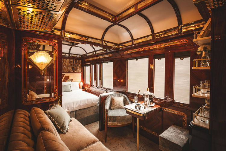 Brit List Brit List Top 25 Designers – The Brit List 2018 Venice Simplon Orient Express