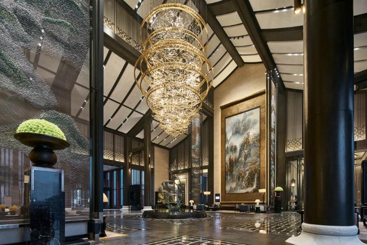 SBID sbid SBID 2018: International Design Excellence Awards Wanda Vista Hefei 2