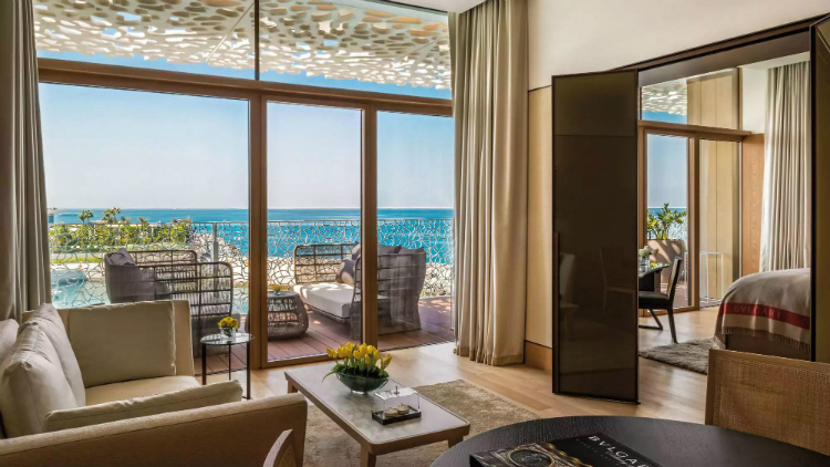 AHEAD Awards, ahead awards AHEAD Awards: The incredible winning spaces and designers bulgari hotel and resorts dubai deluxe room