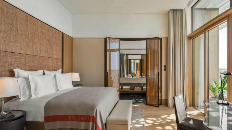 AHEAD Awards, ahead awards AHEAD Awards: The incredible winning spaces and designers bulgari hotel and resorts dubai suite room