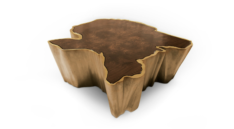 modern center tables Top 10 Most Dazzling modern center tables for your Living Room sequoia center table 1 HR
