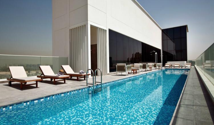 AHEAD Awards, ahead awards AHEAD Awards: The incredible winning spaces and designers urban hotel dubai 2