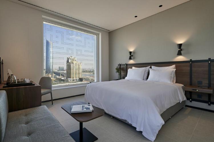 AHEAD Awards, ahead awards AHEAD Awards: The incredible winning spaces and designers urban hotel dubai