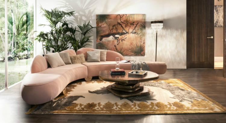 interior design trends Here are the Interior Design Trends for 2019! Fitzroy sofa 1 1