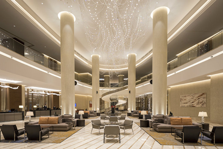 Ara Design hospitality projects Hospitality Projects became real with Ara Design Hyatt Moscow 1
