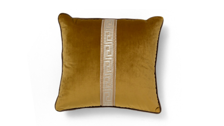 Pillows Classic pillows classic The Pillows Classic Collection You'll Need for 2019 LABYRINTH YELLOW CLASSIC