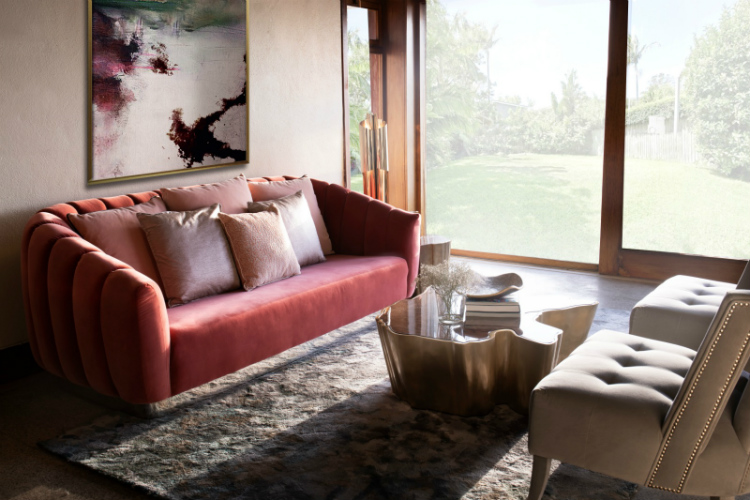 interior design trends Here are the Interior Design Trends for 2019! Living Coral 2 1