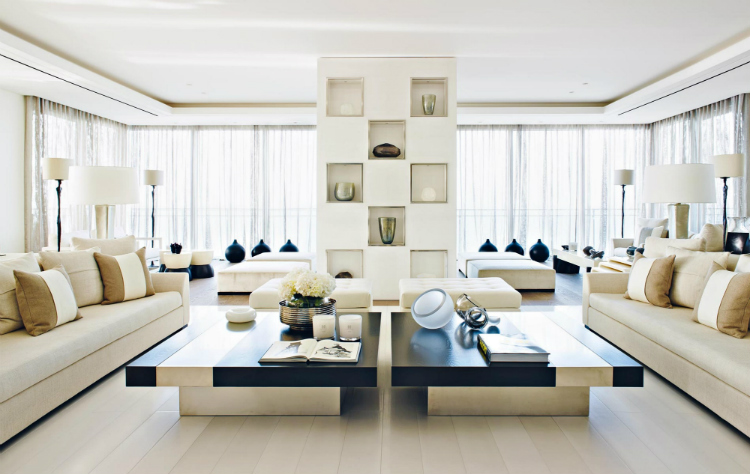 interior designers interior designers Interior Designers Who Stand on the Top of the Game Top Interior Designers KELLY HOPPEN