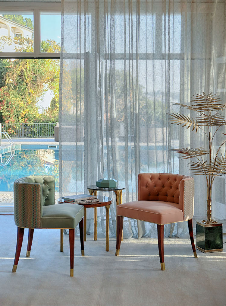 Interior Design Trends  interior design trends Here are the Interior Design Trends for 2019! burbon armchair 1
