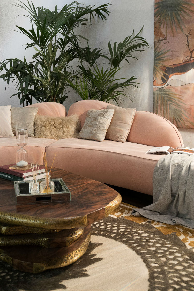 interior design trends Here are the Interior Design Trends for 2019! fitzroy sofa
