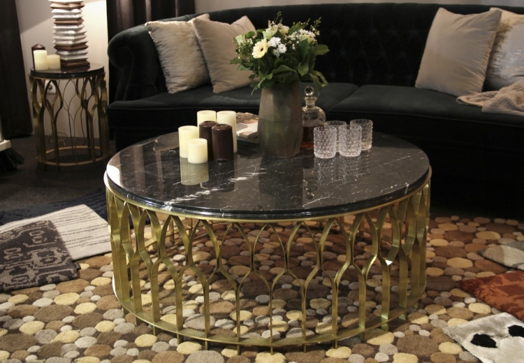 2019 interior design trends The 2019 Interior Design Trends – World of Interior Design Mecca center table Interior Design Trends