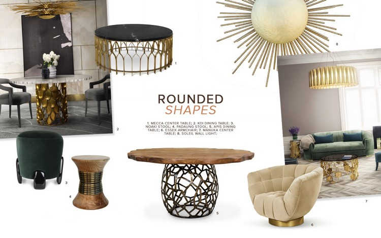 2019 interior design trends The 2019 Interior Design Trends – World of Interior Design Moodboard 4