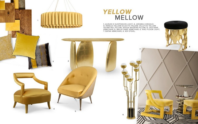 2019 interior design trends The 2019 Interior Design Trends – World of Interior Design Moodboard 5