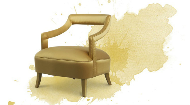 2019 interior design trends The 2019 Interior Design Trends – World of Interior Design OKA Armchair BRABBU