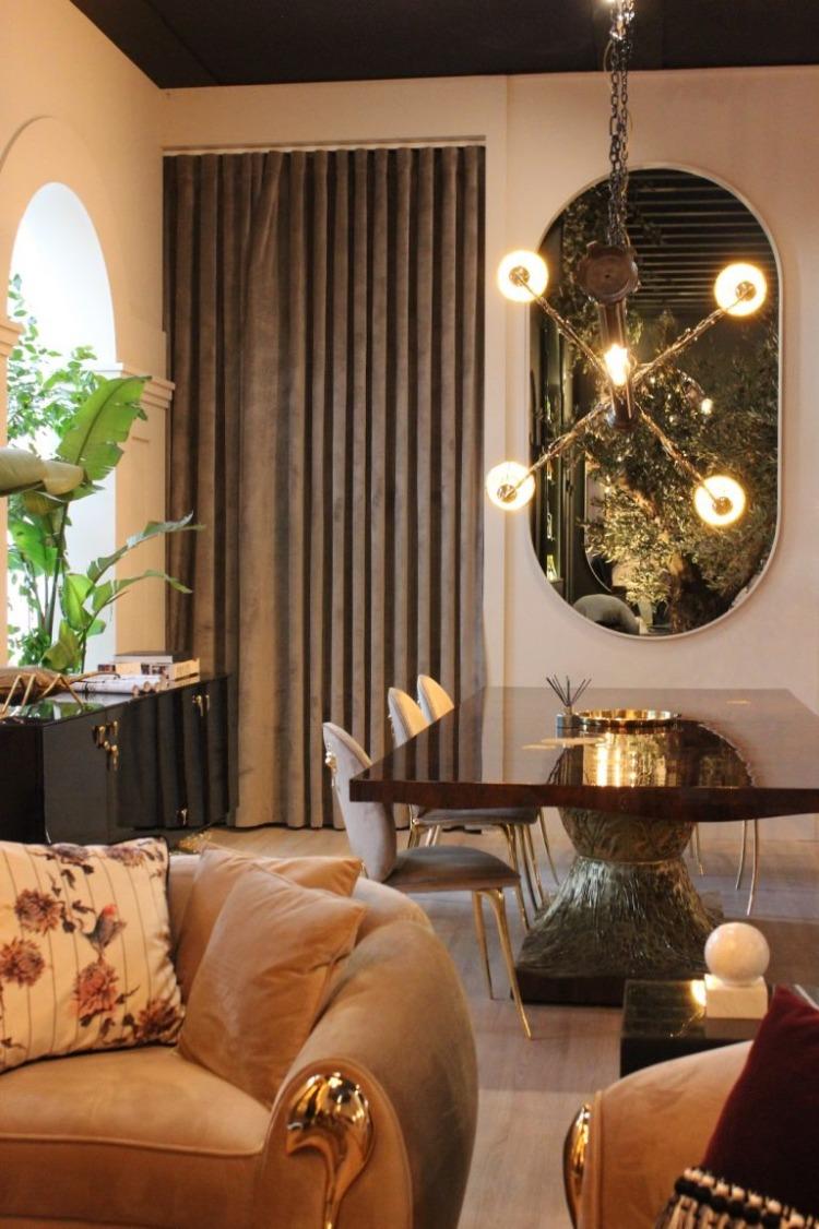 staggering stands at maison et objet 2019. Black Bedroom Furniture Sets. Home Design Ideas